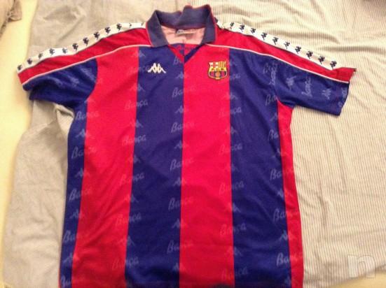Maglia Barcelona F.C. 1994 - Originale foto-8130