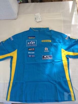 Camicia Team Renault F1 - NUOVA foto-8135