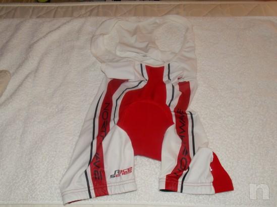 Completo maglia e bibshort NORTHWAVE + casco RUDY PROJECT foto-1076