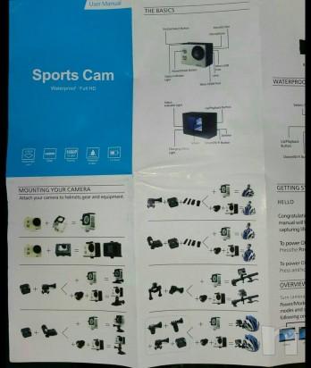 Camera Sj4000 Sport Cam foto-14734