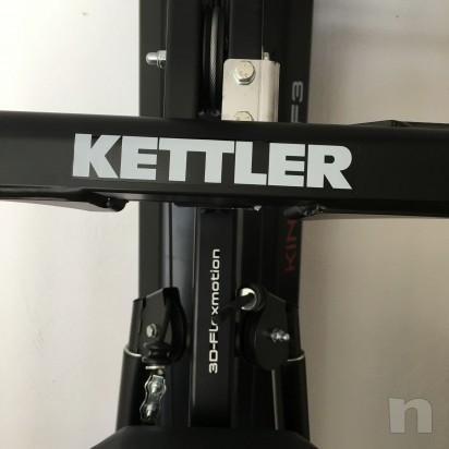 Kettler Multigym F3 Panca Multifunzione NUOVO foto-14785