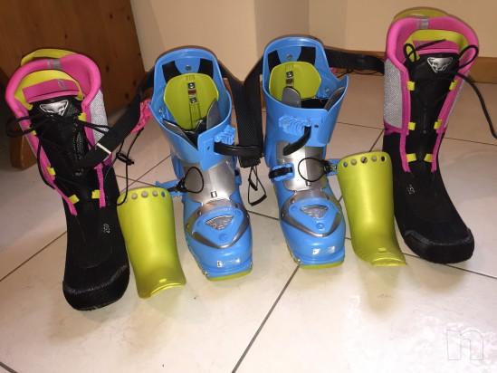 Scarponi sci alpinismo donna Dynafit TLT6 2016 foto-14832