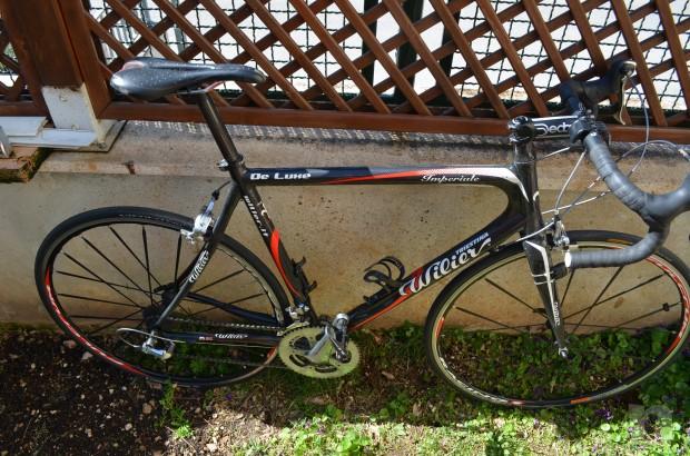 vendo bici wilier imperiale con durace e ruote fulcrum recing 1 foto-14971