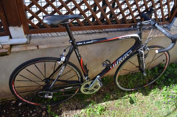 vendo bici wilier imperiale con durace e ruote fulcrum recing 1 foto-8274
