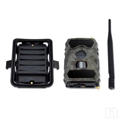 Fototrappola Mimetica Trail Camera 3G HD 1080p foto-15031