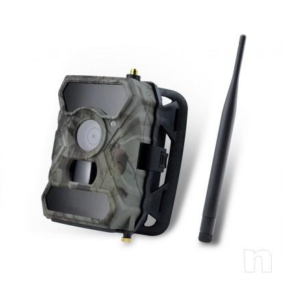 Fototrappola Mimetica Trail Camera 3G HD 1080p foto-8300