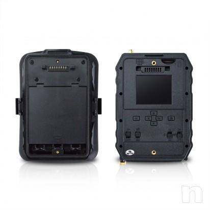 Fototrappola Mimetica Trail Camera 3G HD 1080p foto-15030