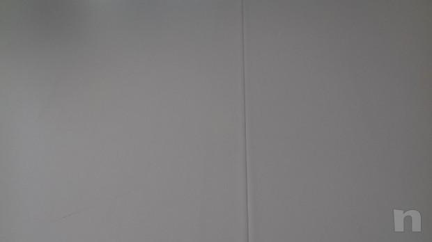 TAPPETO DANZA IN PVC GRIGIO  foto-8399