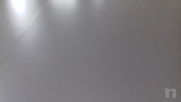 TAPPETO DANZA IN PVC GRIGIO  foto-15211
