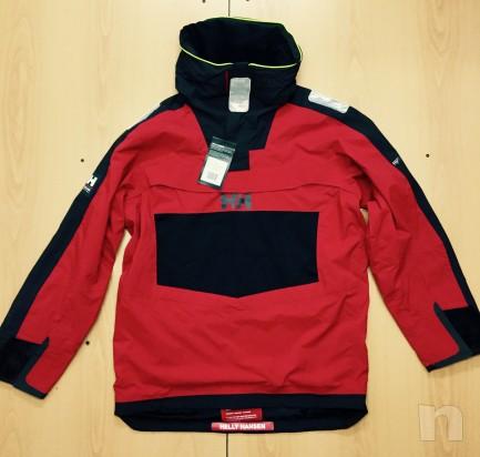 Vendo giacca VELA HELLY HANSEN MOD 32007 tg L  foto-8427