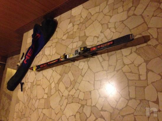 Sci con racchette e custodia €50 foto-15300