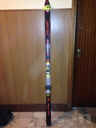 Sci con racchette e custodia €50 foto-8440