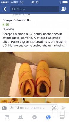 Scarpe salimon RC foto-8465