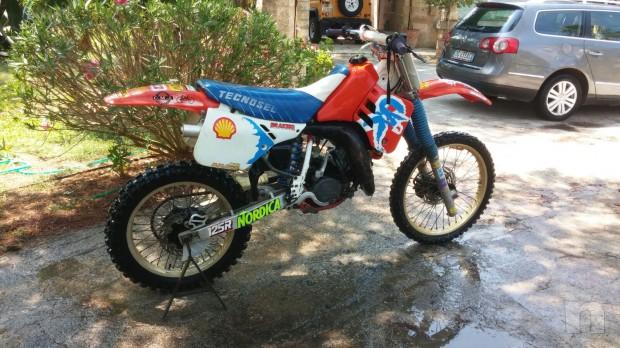 Vendo Moto Da Cross Motociclismo In Vendita A Lecce