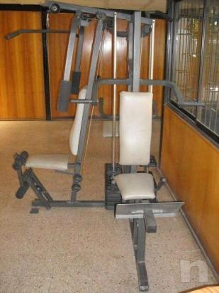 Palestra da casa weider pro 9645 fitness in vendita a napoli - Palestra completa da casa ...