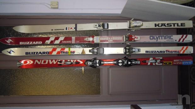 4 paia di sci come da foto foto-8608