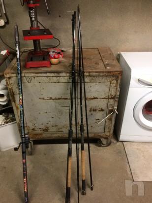 Vendo o scambio attrezzatura da pesca foto-15699