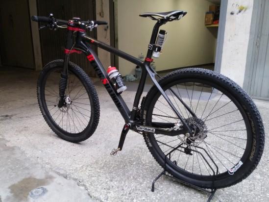 Mtb Sarto full carbon 8.7 kg foto-8841