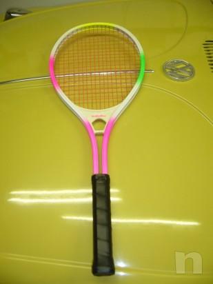 racchette tennis F200 carbon mats wilander foto-16192
