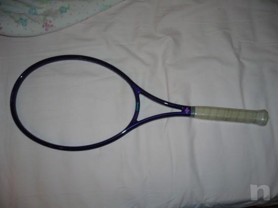racchette tennis F200 carbon mats wilander foto-16190