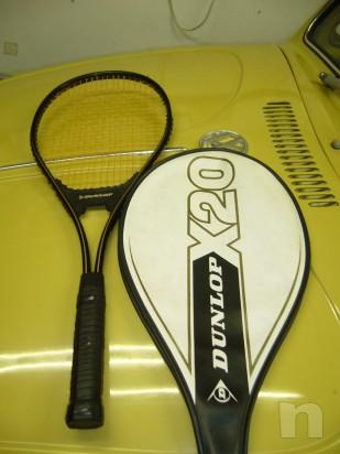 racchette tennis F200 carbon mats wilander foto-16191