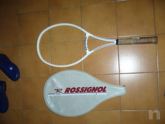 racchette tennis F200 carbon mats wilander foto-8870