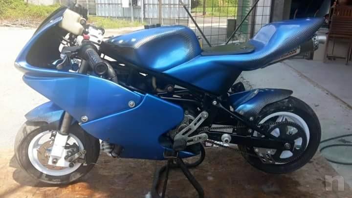 Go kart mini moto foto-16397