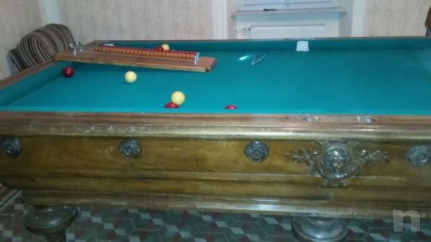Tavolo da Biliardo XIX Secolo foto-16413