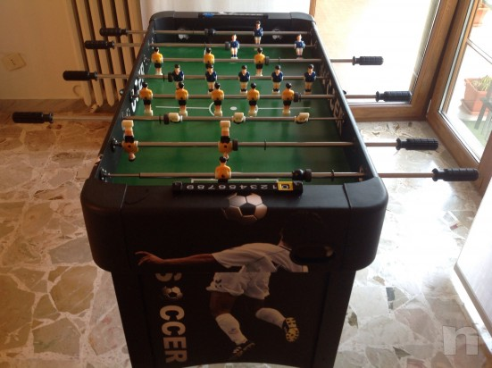 Calcio Balilla usato molto poco. foto-898