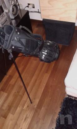 borsa a spalla porta mazze golf foto-16692