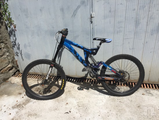 Bici downhill specialized big hit 2  foto-9217