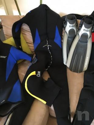 Completo subacquea donna foto-16996