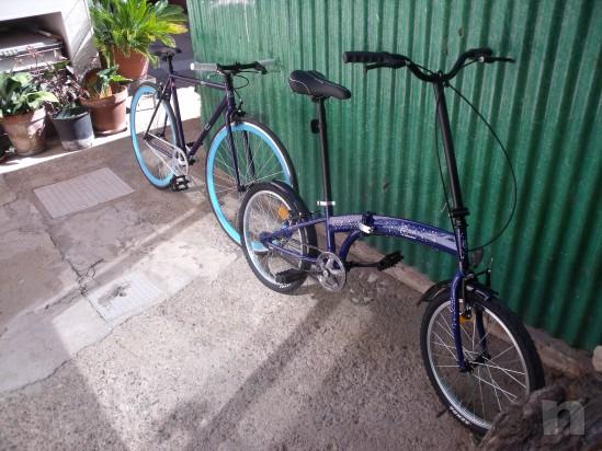 bici da collezione mai usate da vetrina  foto-17049