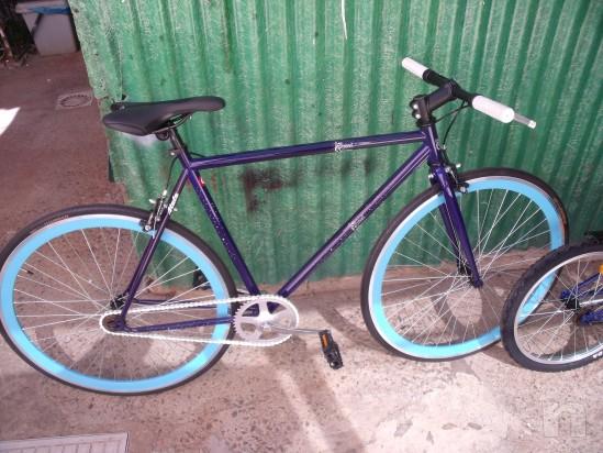 bici da collezione mai usate da vetrina  foto-17046