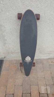 Longboard usato offerta 40€ foto-9366
