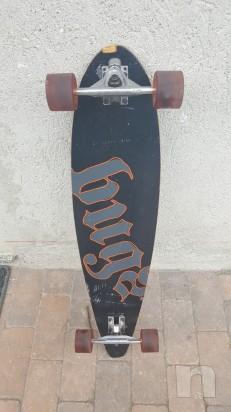Longboard usato offerta 40€ foto-17077