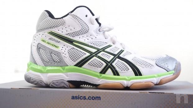 reputable site 989fb cd510 ASICS :: scarpe volley kids