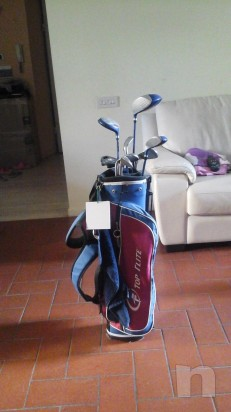Set da golf bambino 9-10 anni foto-1298