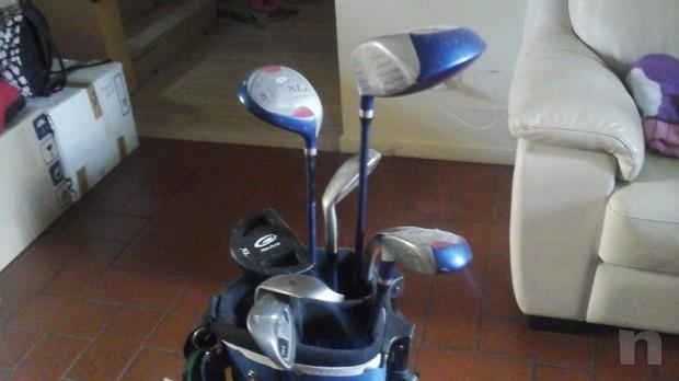 Set da golf bambino 9-10 anni foto-1297