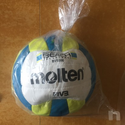 Palloni nuovi molten beach v5000 foto-17225