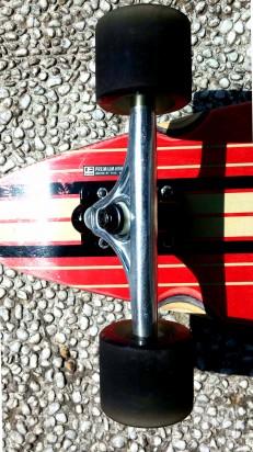 Vendo Longboard Globe Pinner foto-17290