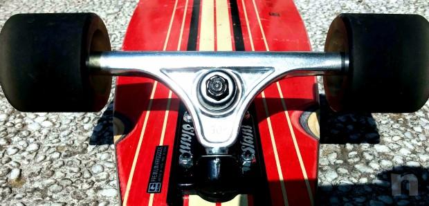 Vendo Longboard Globe Pinner foto-17291