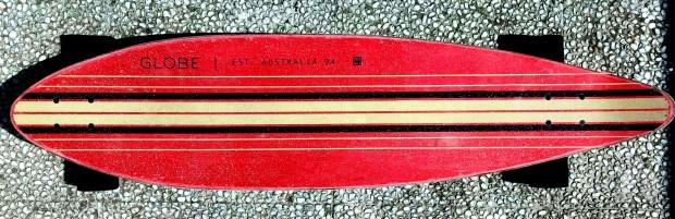 Vendo Longboard Globe Pinner foto-9466