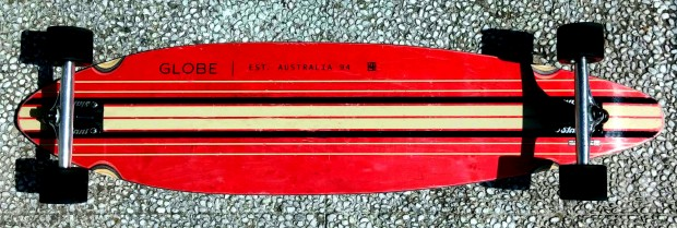 Vendo Longboard Globe Pinner foto-17289