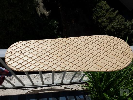 CRUISER California Board  ( grip intagliato direttamente nel legno )  foto-17293