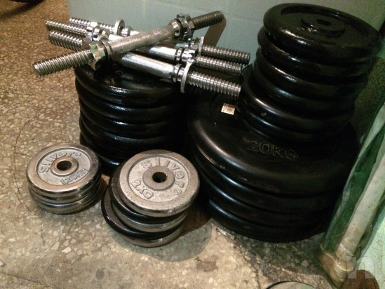 Dischi peso e bilancieri  foto-956