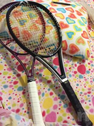 2 racchette da tennis  foto-9646