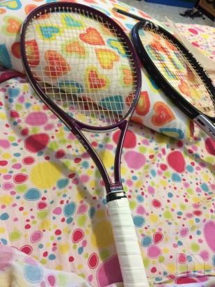2 racchette da tennis  foto-17594