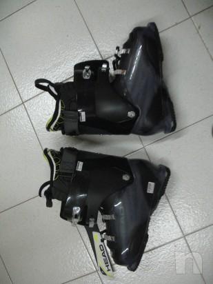 scarponi da sci Head MP270 come nuovi foto-17754