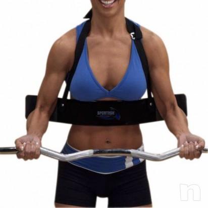 ARM BLASTER Sportech allenamento isolato bicipiti foto-17916